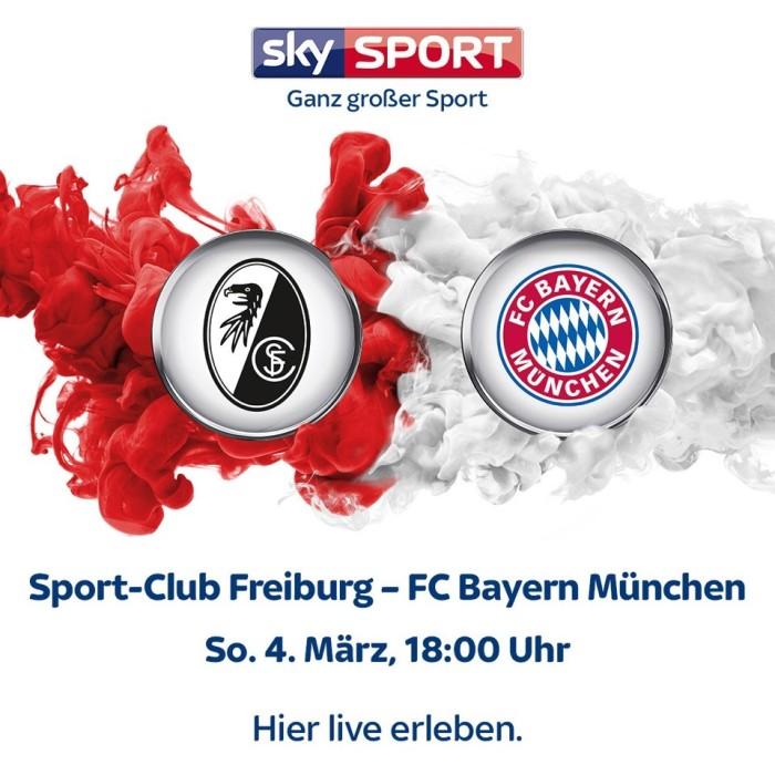 Freiburg-Bayern
